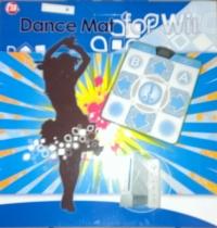 CTA Digital Dance Mat for Wii Box Art