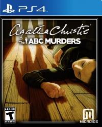 Agatha Christie: The ABC Murders Box Art