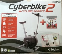 Cyberbike 2: Cycling Sports - Exercise Bike [AU][EU] Box Art