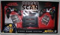 HyperScan - 2 Player Value Pack Box Art