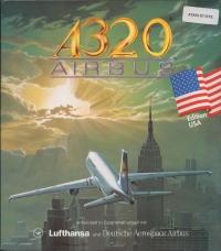 A320 Airbus - Edition USA Box Art