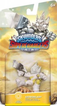 Astroblast - Skylanders: SuperChargers [NA] Box Art