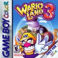 Wario Land 3 Box Art