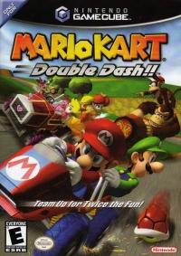 Mario Kart: Double Dash!! Box Art