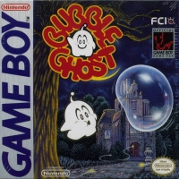 Bubble Ghost Box Art