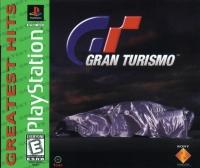 Gran Turismo - Greatest Hits Box Art