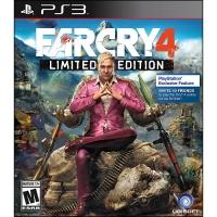 Far Cry 4 - Limited Edition Box Art