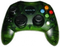Xbox Controller S - Halo (Green) Box Art