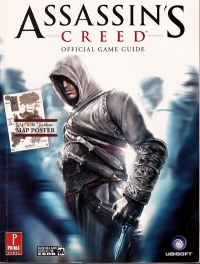 Assassin's Creed - Official Game Guide Box Art