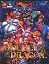 Double Dragon Box Art