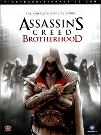 Assassin's Creed: Brotherhood - The Complete Official Guide Box Art