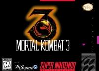 Mortal Kombat 3 Box Art