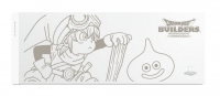 Dragon Quest Builders HDD bay cover (White) Box Art