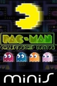 Pac-Man Championship Edition (PSP/PS3 minis) Box Art