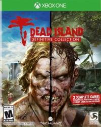 Dead Island: Definitive Collection Box Art