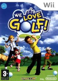 We Love Golf! Box Art