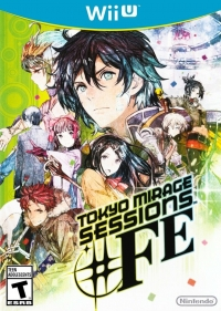 Tokyo Mirage Sessions ♯FE Box Art