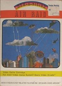 Air Raid Box Art