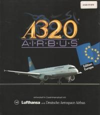 A320 Airbus - Edition Europa Box Art