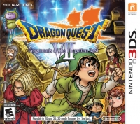 Dragon Quest VII: Fragments of the Forgotten Past Box Art