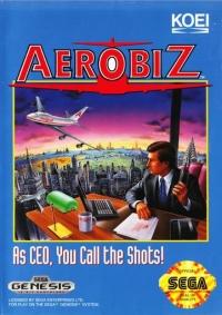 Aerobiz Box Art