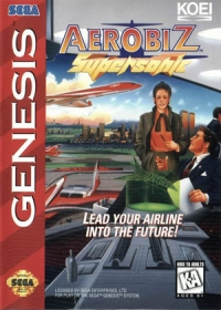 Aerobiz Supersonic Box Art
