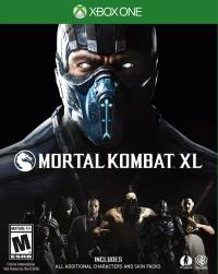 Mortal Kombat XL Box Art