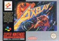 Axelay [DE] Box Art