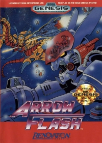 Arrow Flash Box Art