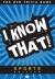 I Know That! - Sports Edition Box Art