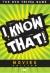 I Know That! - Movies Edition Box Art