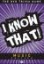 I Know That! - Music Edition Box Art
