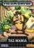 Taz-Mania Box Art