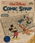 Walt Disney Comic Strip Marker Box Art