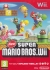 New Super Mario Bros. Wii [NL] Box Art