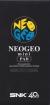 Neo Geo Mini Pad (Black) Box Art