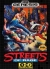 Streets of Rage (670-1600 cart) Box Art