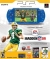 PlayStation Portable [NA] 2000 Limited Edition Madden NFL 09 Entertainment Pack- Metallic Blue Box Art