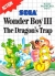 Wonder Boy III: The Dragon's Trap (Sega®) Box Art