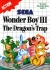 Wonder Boy III: The Dragon's Trap (8 languages) Box Art