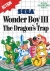 Wonder Boy III: The Dragon's Trap Box Art