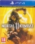 Mortal Kombat 11 display cover card - PlayStation 4 [PL] Box Art