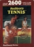 RealSports Tennis Box Art