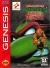 Teenage Mutant Ninja Turtles: Tournament Fighters (cardboard box) Box Art