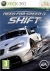 Need for Speed: Shift [DK][FI][NO][SE] Box Art