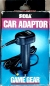 Car Adaptor (Large Box) Box Art
