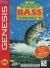 TNN Outdoors Bass Tournament '96 (cardboard box / large cart) Box Art