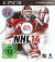 NHL 14 [DE] Box Art