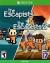 Escapists, The + The Escapists 2 Box Art