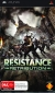 Resistance: Retribution Box Art